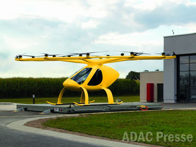Multikopter Volocopter