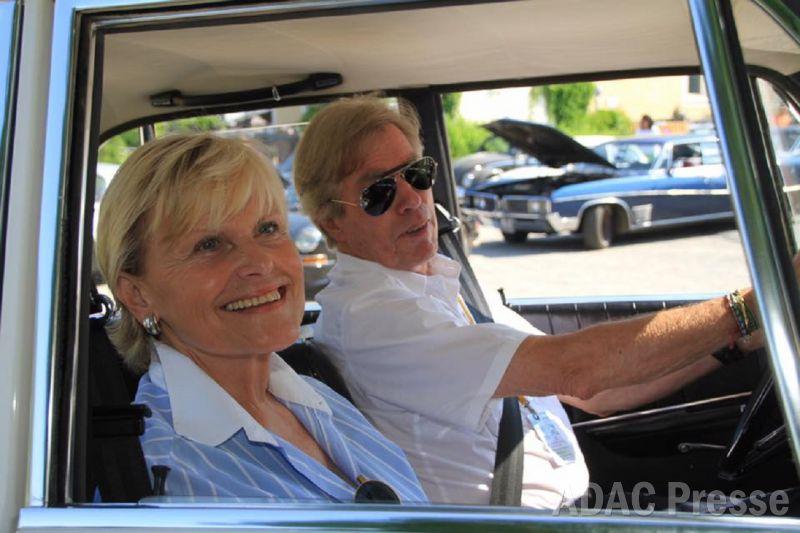 Deborah Gregg Race Car Driver